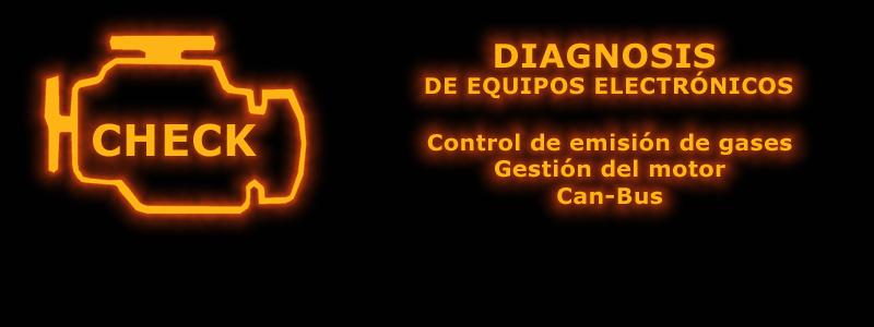 DIAGNOSIS DE MOTOR