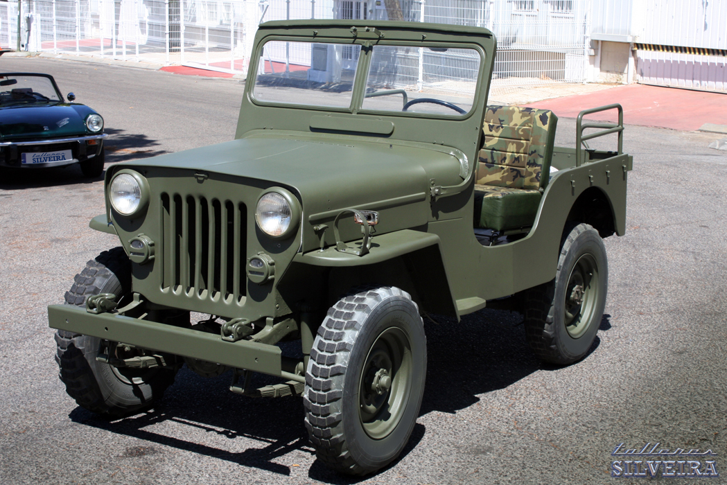 modified willys jeep photos